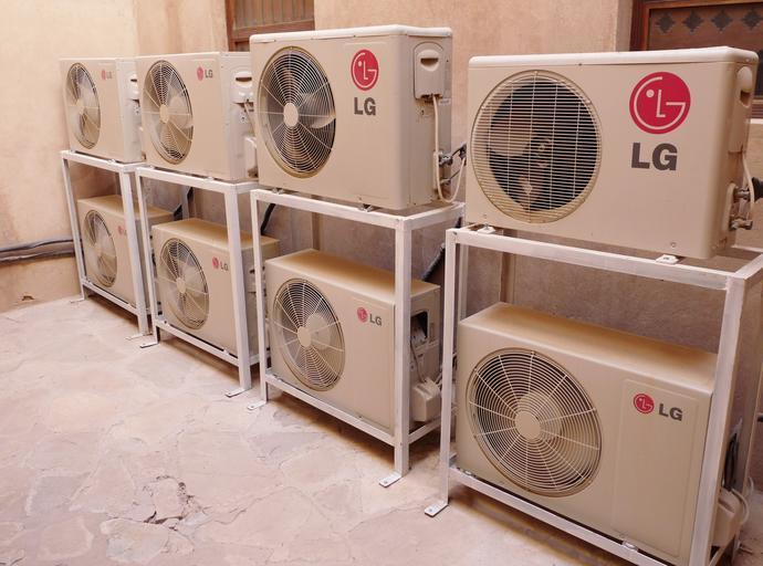 kvalitní klimatizace značky LG