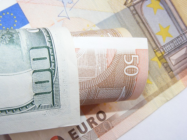 detail bankovek