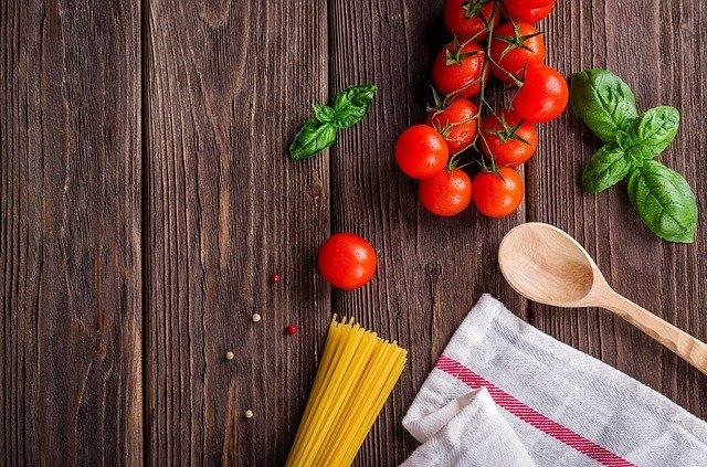 potraviny do kuchyně