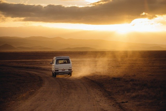 cestování autem