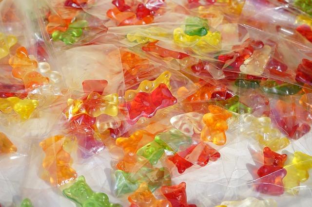 sáčky z plastu