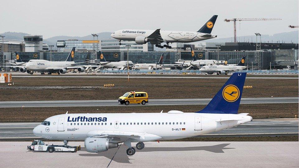 letadla Lufthonzíků